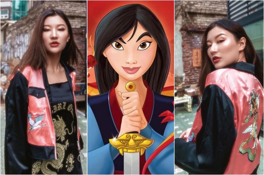 Mulan | Her Beauty
