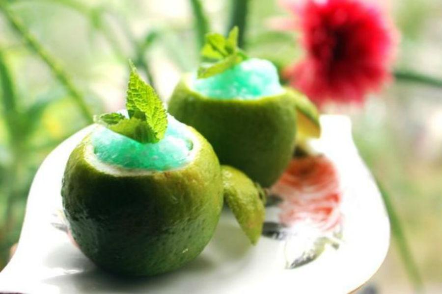 Рецепты попсиклов на лето Фруктовый лед «мохито» | Her Beauty