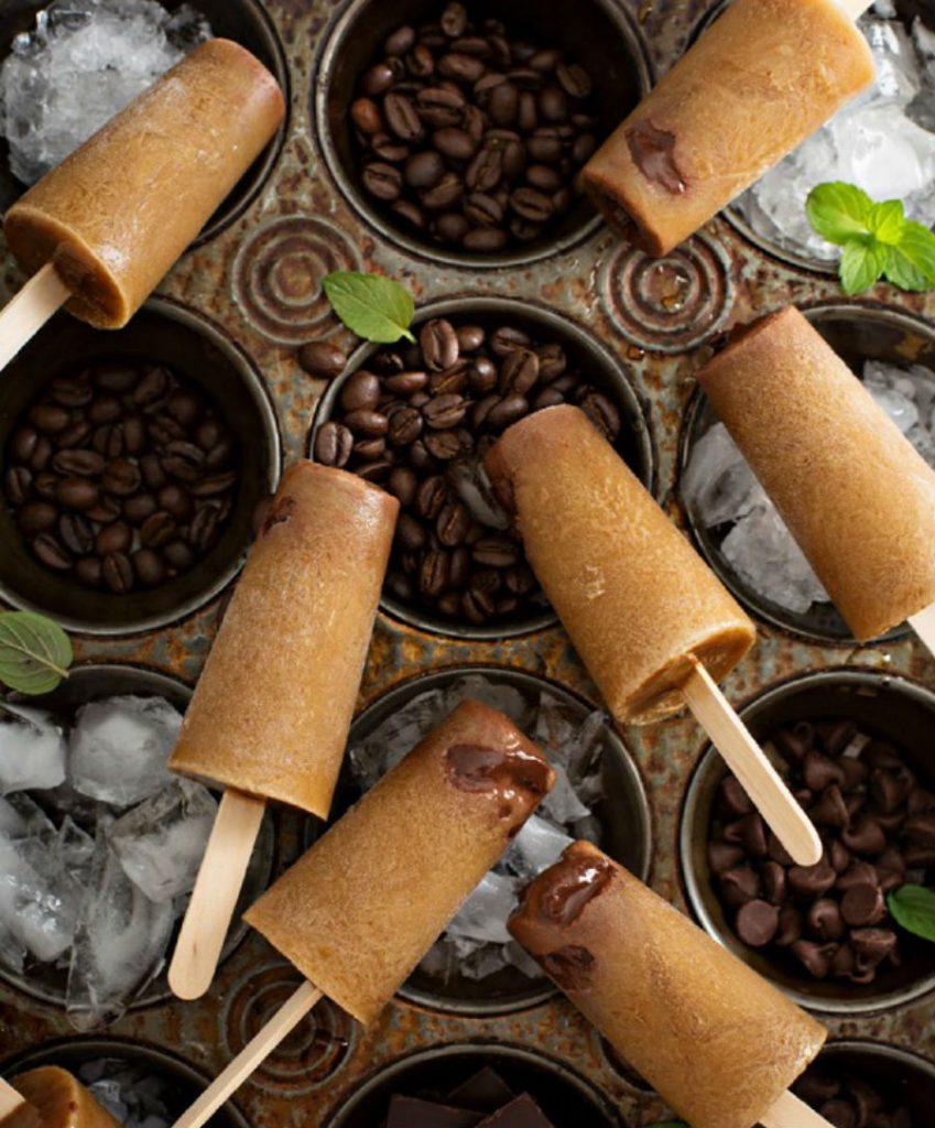 Рецепты попсиклов на лето С кофе, миндальным молоком и Бейлисом | Her Beauty