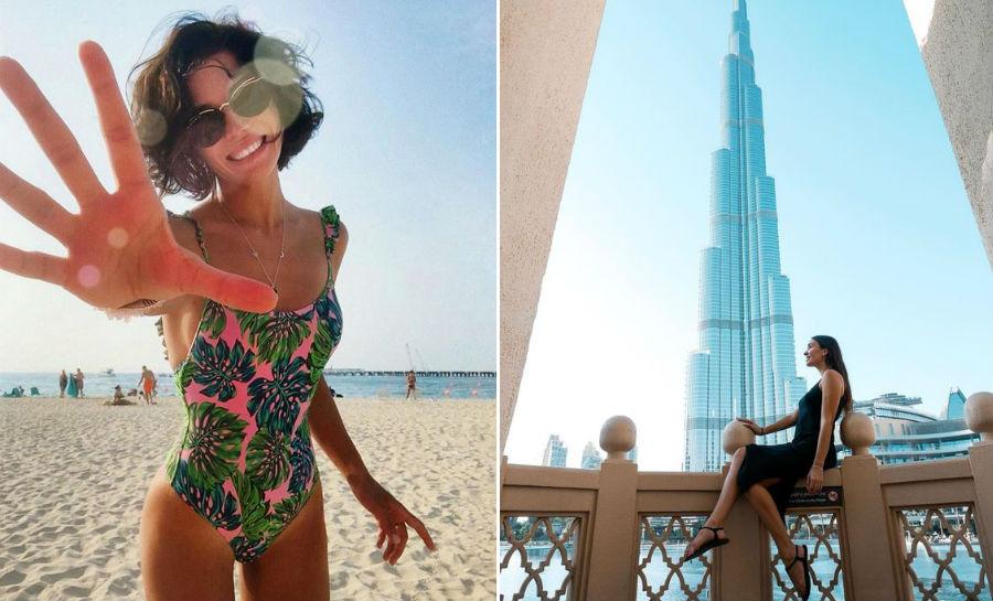 Арабские Эмираты | Куда поехать отдыхать в бархатный сезон | Her Beauty