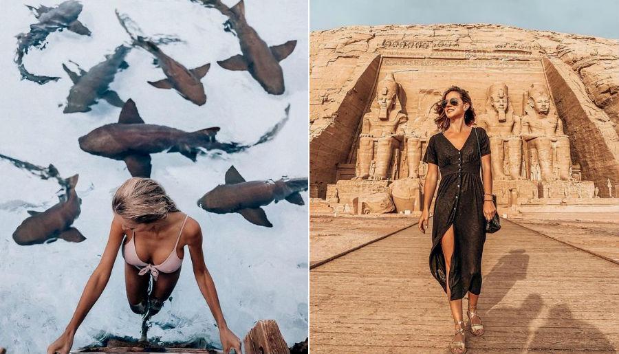 Египет | Куда поехать отдыхать в бархатный сезон | Her Beauty