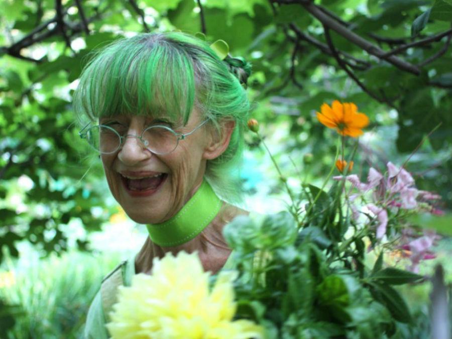 Элизабет Розенталь #4   Женщины, которые всю жизнь отдают предпочтение одному цвету   Her Beauty