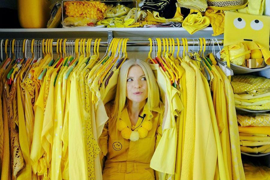 Элла Лондон #2   Женщины, которые всю жизнь отдают предпочтение одному цвету   Her Beauty