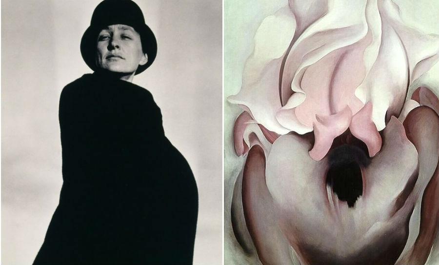 Джорджия О'Киф | Her Beauty