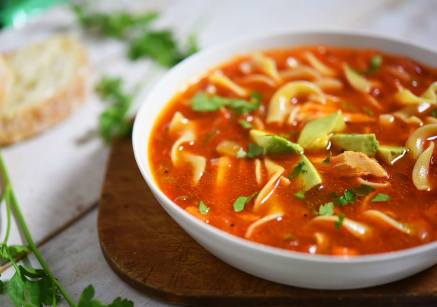Hot soup | 11 Best Foods To Eat In The Rainy Season | Her Beauty