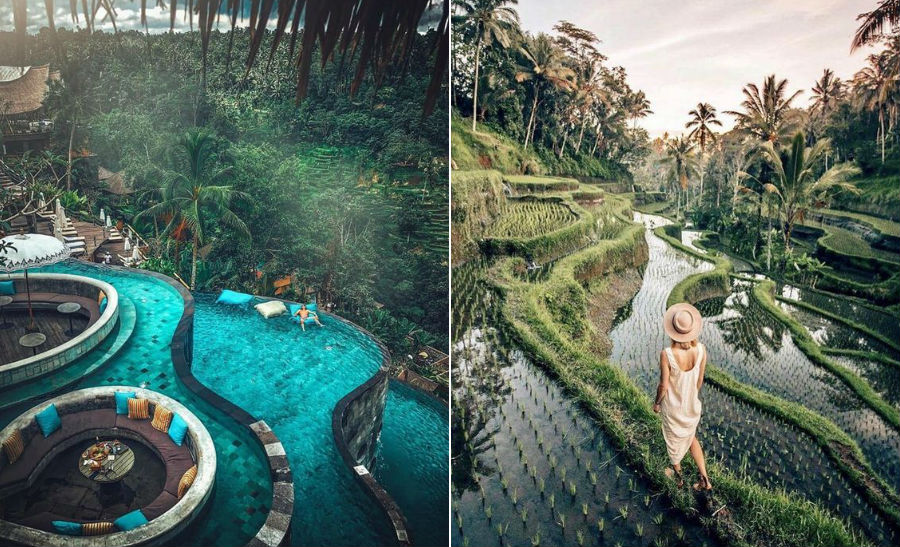 Индонезия | Куда поехать отдыхать в бархатный сезон | Her Beauty
