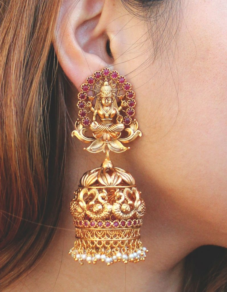Accessorise with Jhumkas | 9 Fashion Tips Every Indian Girl Should Follow | Her Beauty