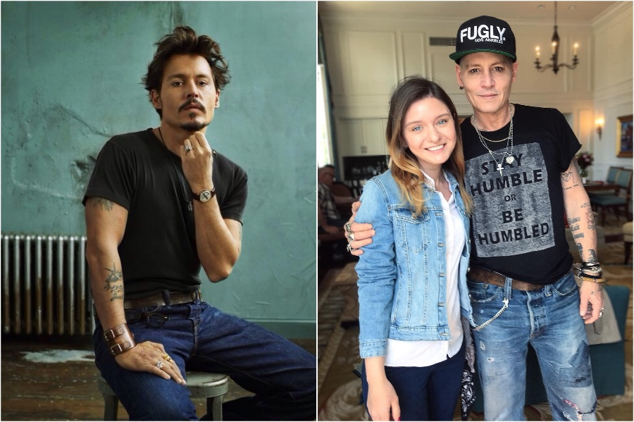 8. Johnny Depp | 9 Celebs Who Got Super Skinny | Her Beauty
