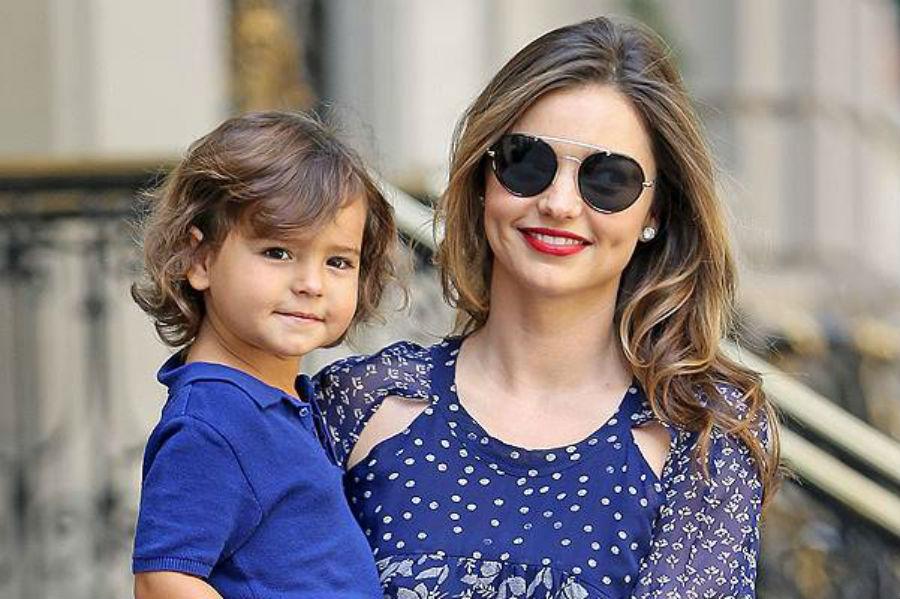 Миранда Керр с сыном Флинном | Her Beauty