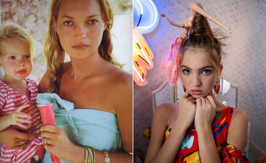 Дочка Кейт Мосс Лили Грейс | Her Beauty