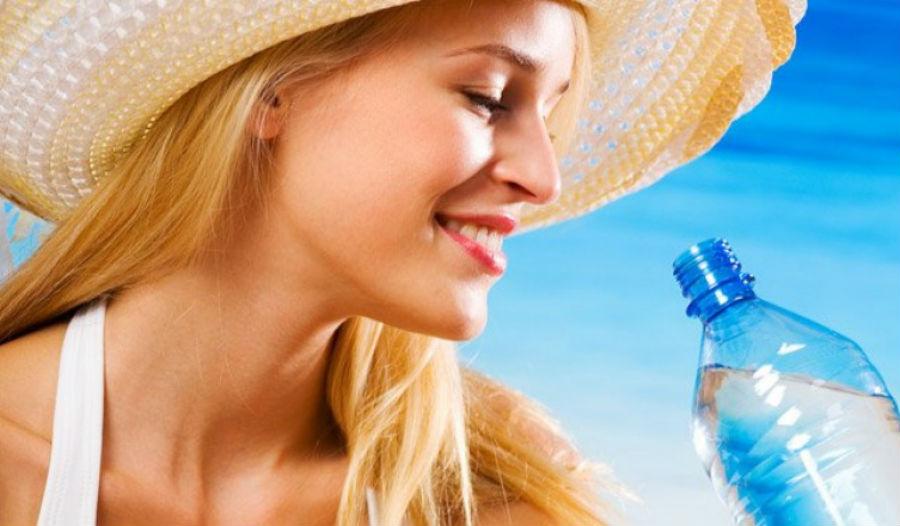 Пейте много воды | Красивый загар | Her Beauty