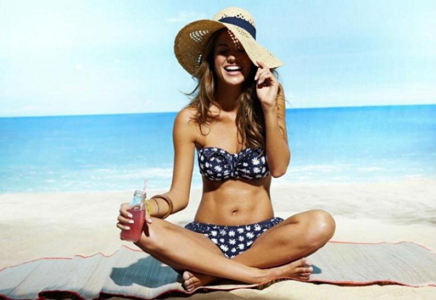 Не спешите принимать душ после пляжа | Красивый загар | Her Beauty