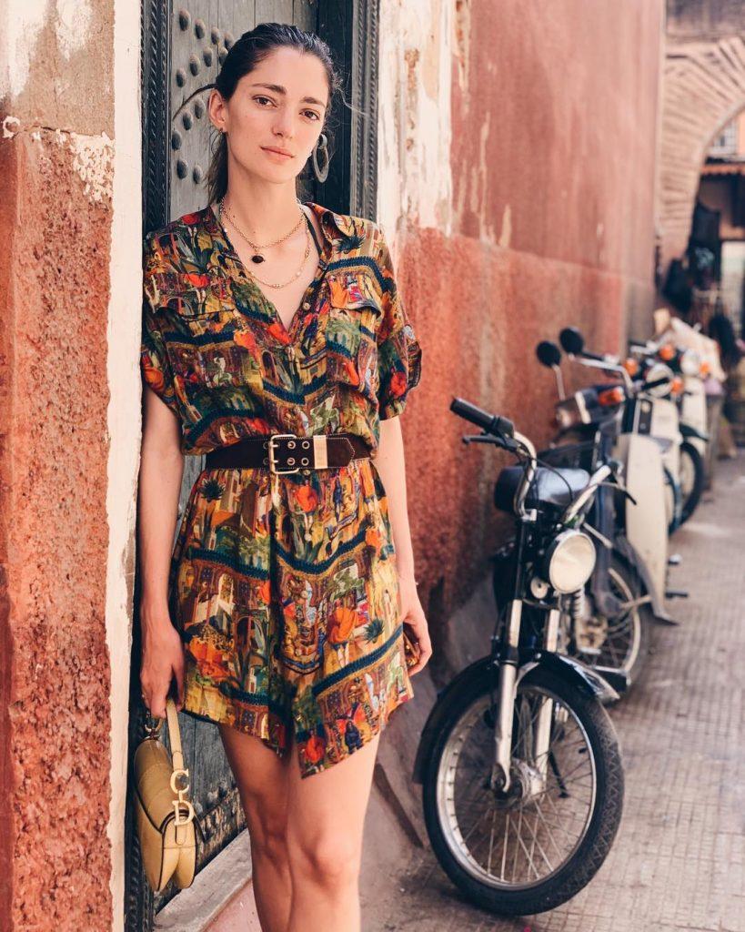 Городская этника | Летнее платье | Her Beauty