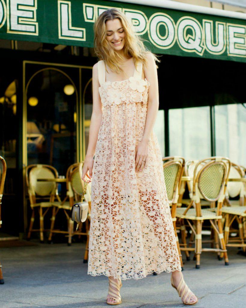 Кроше | Летнее платье | Her Beauty