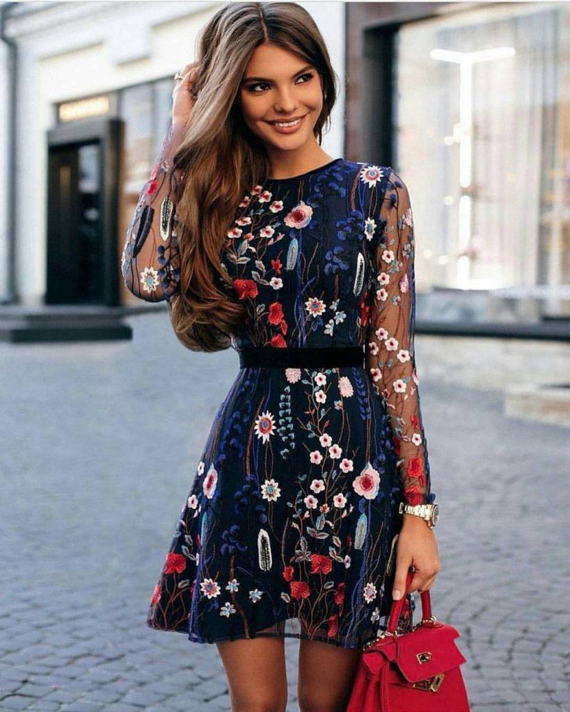 Утонченность | Летнее платье | Her Beauty