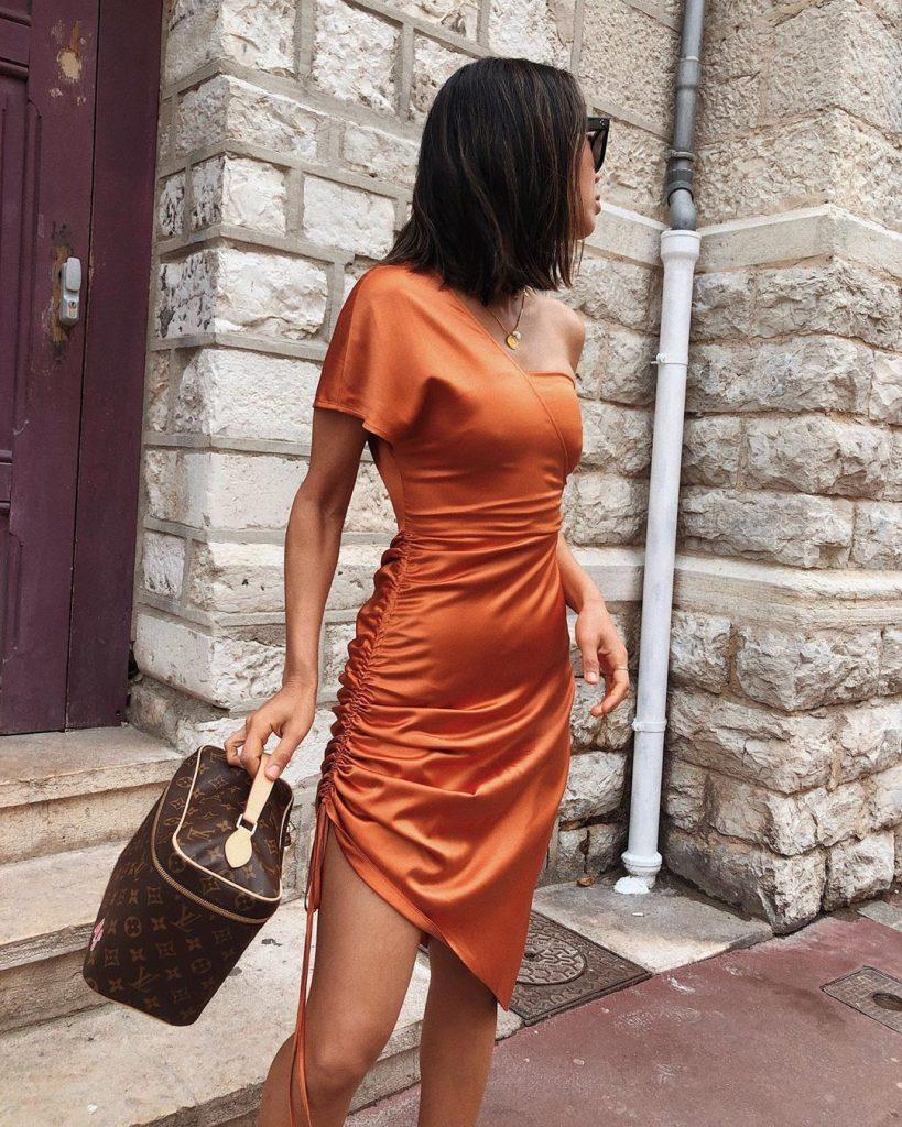 Шелк | Летнее платье | Her Beauty