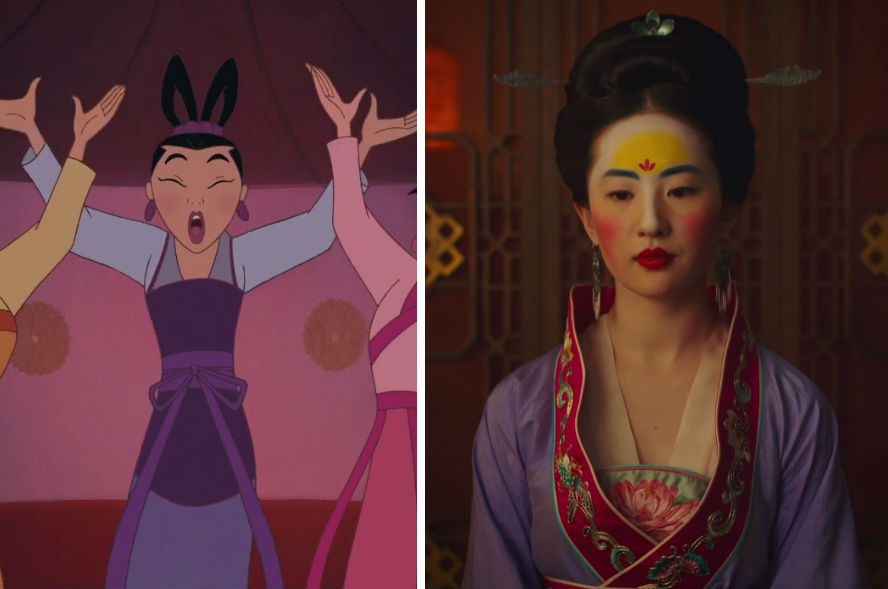 No singing in  Mulan remake | All The Changes Made To The 'Mulan' Remake So Far | Her Beauty
