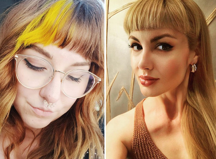 Super short bangs | 8 New Beauty Trends Every Stylish Girl Should Follow (No More 6-Pack Abs!) Her Beauty