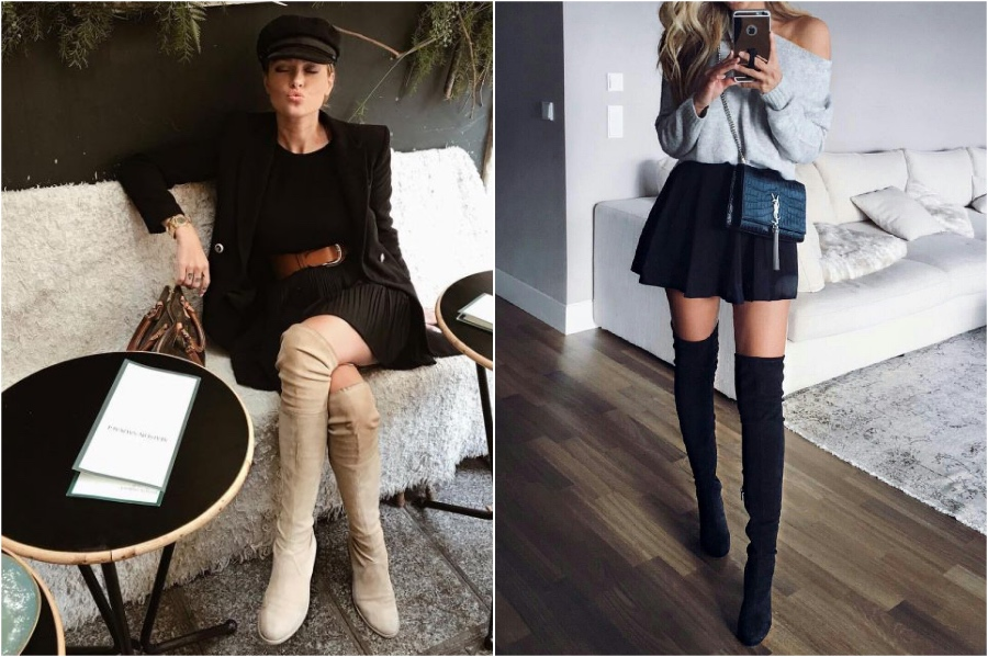 Thigh High Boots | Her Beauty