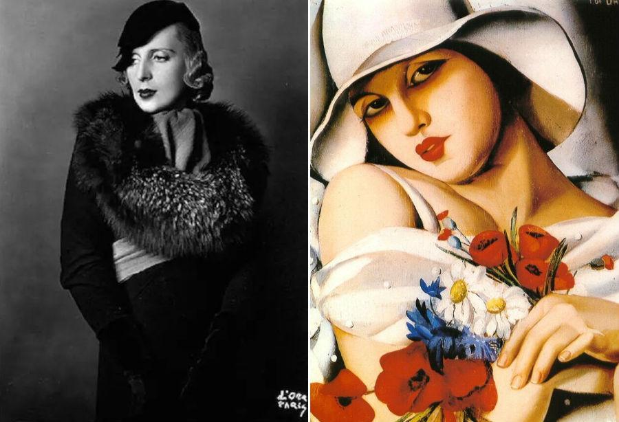 Тамара де Лимпицка | Her Beauty