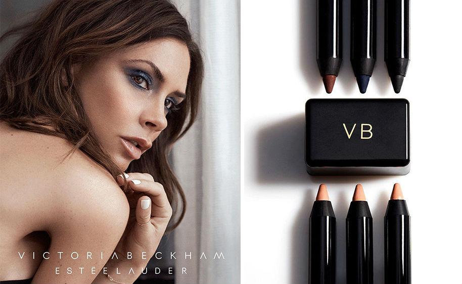 Victoria Beckham Estée Lauder Collection от Виктории Бэкхем | 9 звезд, которые создают качественную косметику | HerBeauty