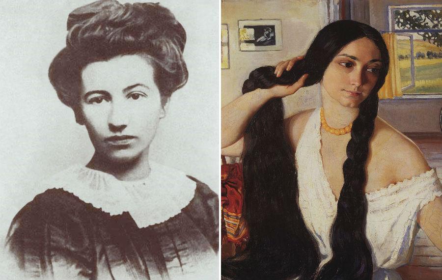 Зинаида Серебрякова | Her Beauty