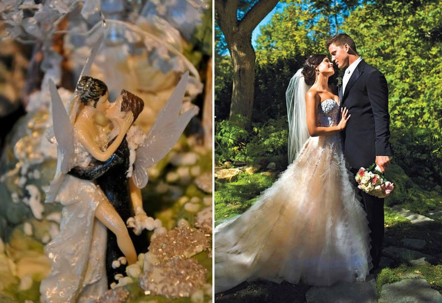 Channing Tatum and Jenna Dewan fairy-tale-themed wedding  | 10 Facts That Will Make You Fall In Love With Channing Tatum Her Beauty