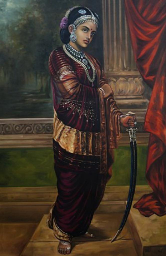 रानी लक्ष्मीबाई- | भारत की 6 महिला स्वतंत्रता सेनानी | HerBeauty