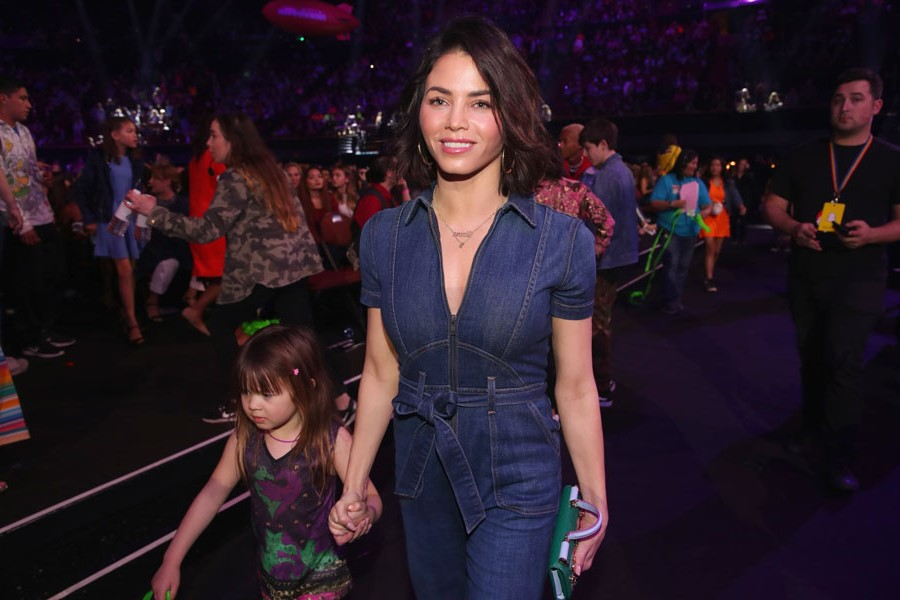 Jenna Dewan with daughter | 10 Facts That Will Make You Fall In Love With Channing Tatum Her Beauty