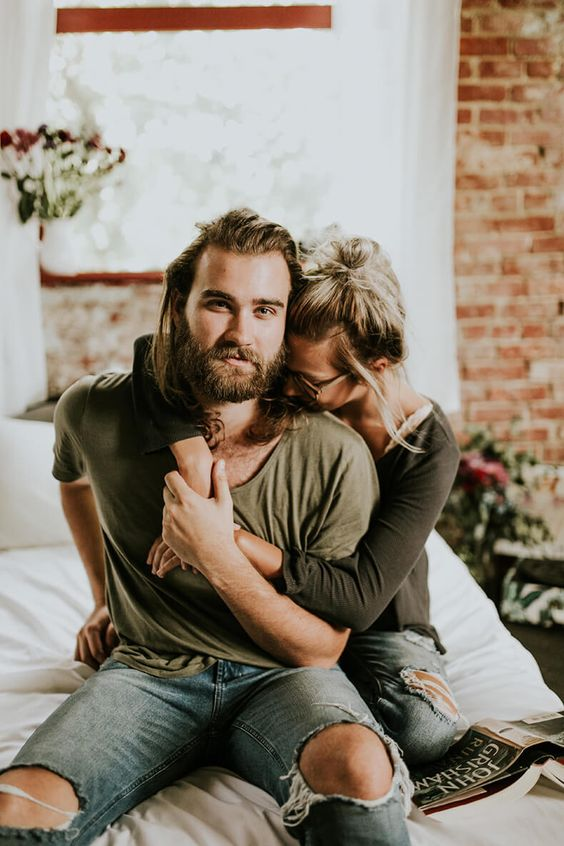 You Can Be Vulnerable With Each Other | 10 Signs You're in a Healthy Relationship | Her Beauty
