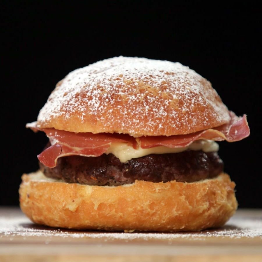 Бургер «Молчание ягнят» | 10 интересных рецептов домашних бургеров | Her Beauty