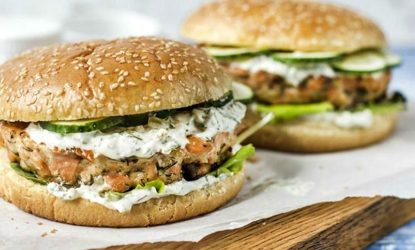 10 интересных рецептов домашних бургеров | Her Beauty
