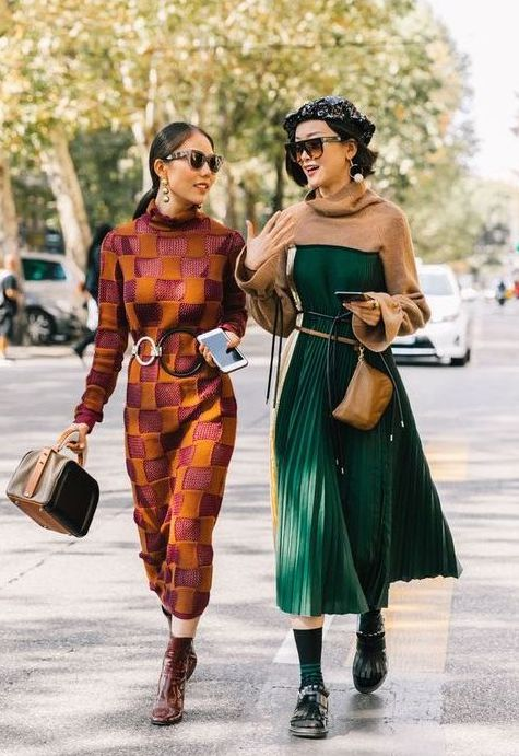a true fashionista #2  15 Signs That Prove You Have Good Style   Her Beauty