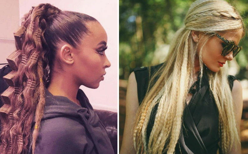 6 Crimped Hair Ideas that Will Make You Feel Daring | Her Beauty