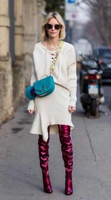 Ботфорты   6 пар обуви, которые тебе действительно нужны этой осенью   Her Beauty