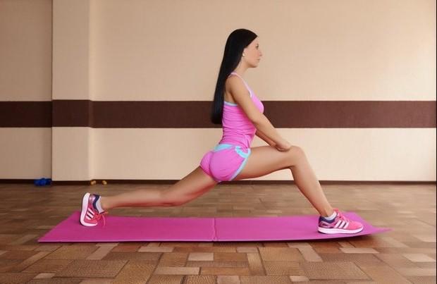 8 упражнений, которые помогут вам быстро и безболезненно сесть на шпагат #4 | Her Beauty