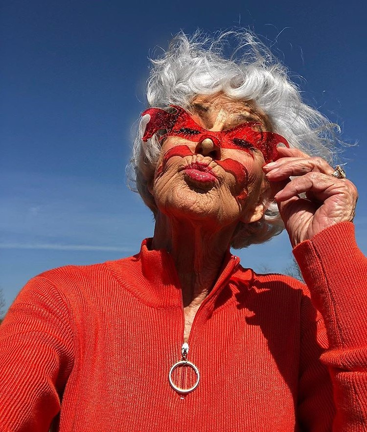 Baddie Winkle | 12 Over-50 Women With Ridiculously Good Style | Her Beauty