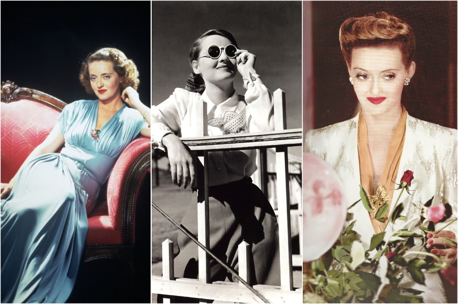 Bette Davis | 10 Style Icons of the '30s and '40s |  Her Beauty