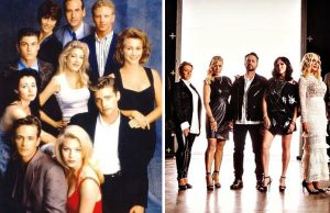 Beverly Hills 90210 Actors Then and Now | Her Beauty