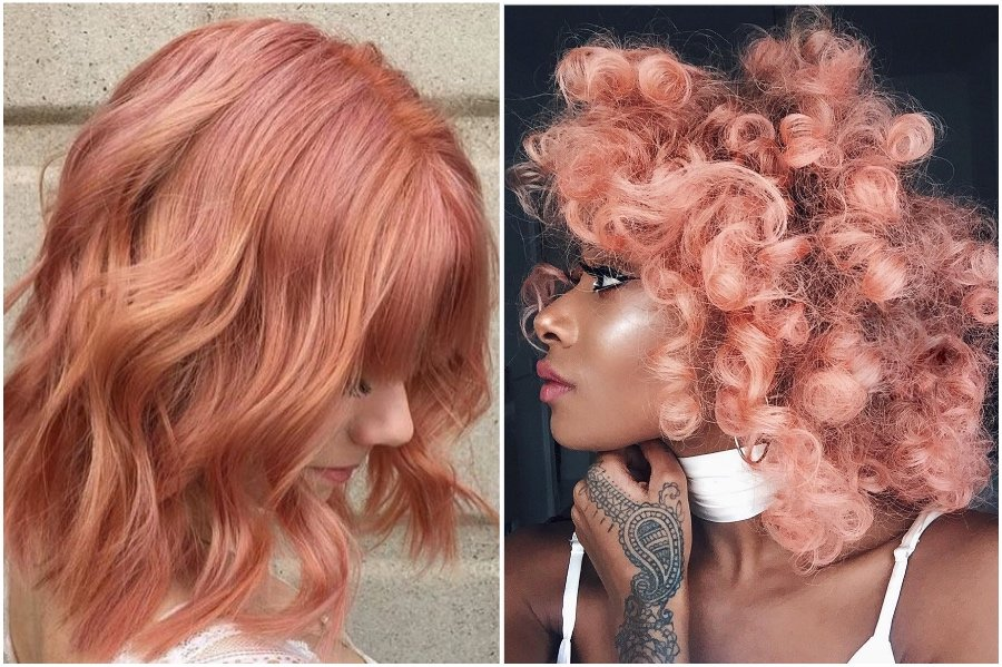 Blorange | 15 Trendy Red Hair Ideas To Try | Her Beauty