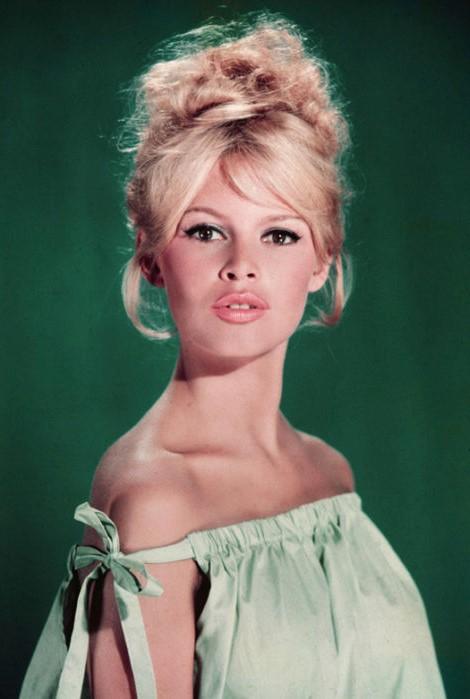 Брижит Бардо   Иконы стиля советских женщин   Her Beauty
