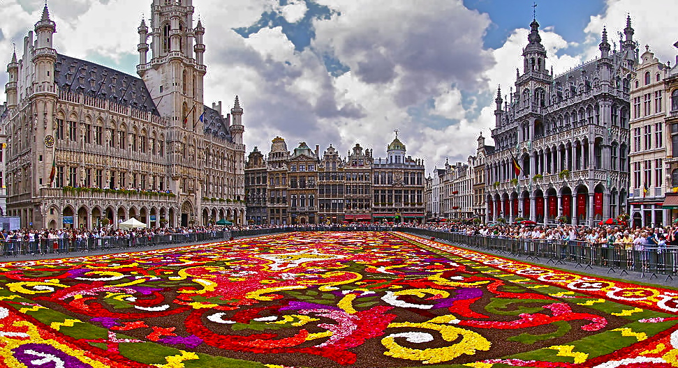 Brussels, Belgium | 10 of Europe's Cheapest Cities for Fall Travel | Her Beauty