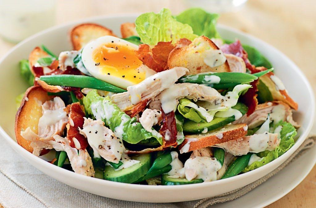 Caesar Salad | 6 Best Salads from Around the World Her Beauty