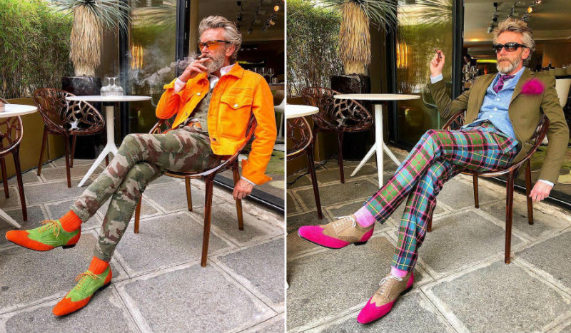 12 Classiest Yet Fun OOTD You've Ever Seen From Pierrick Mathon | Her Beauty