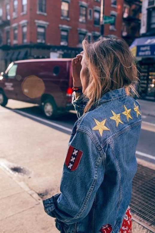 Denim jackets #2 | 7 Wardrobe Staples You'll Wear ALL of 2019 | Her Beauty