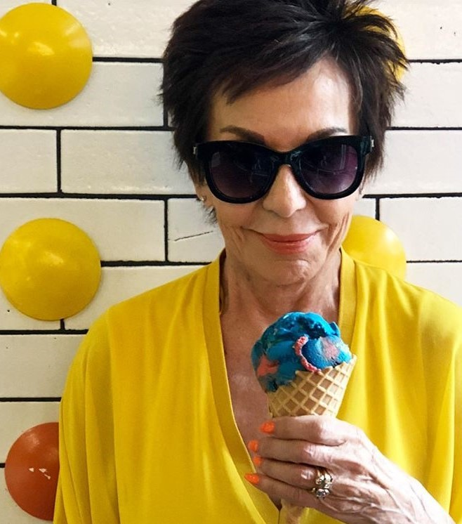 Dorrie Jacobson | 12 Over-50 Women With Ridiculously Good Style | Her Beauty