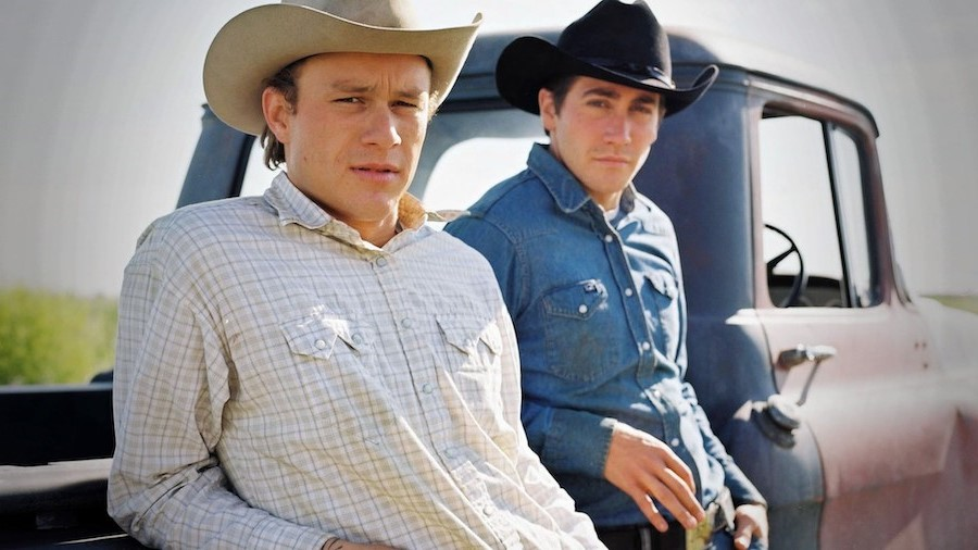 Ennis and Jack - Brokeback Mountain, 2005 | 10 Most Tragic Movie Couples | Her Beauty