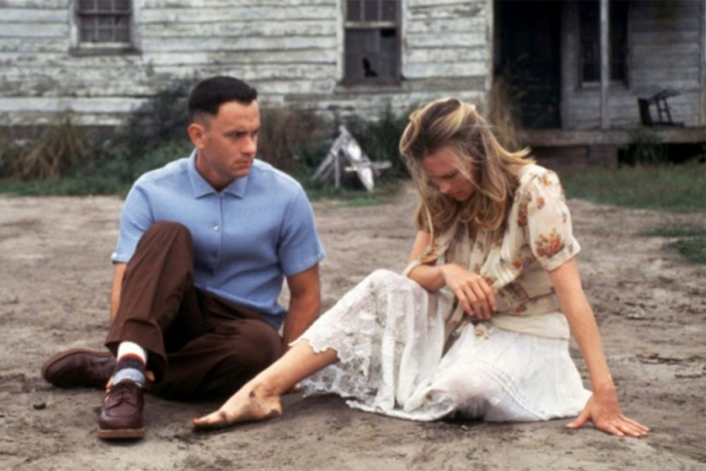 Forrest and Jenny - Forrest Gump, 1994 | 10 Most Tragic Movie Couples | Her Beauty