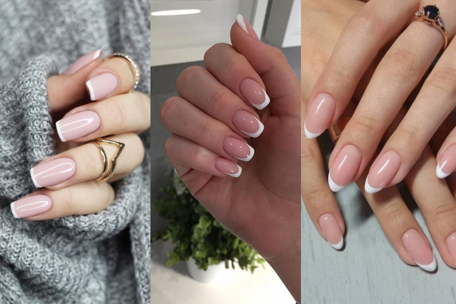 What Is A French Manicure   8 Fresh French Manicure Design Ideas   Her Beauty
