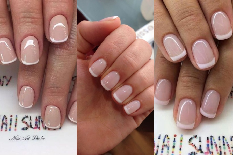French Manicure For Short Nails   8 Fresh French Manicure Design Ideas   Her Beauty